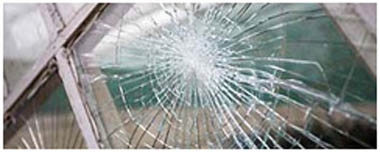 Ince Smashed Glass
